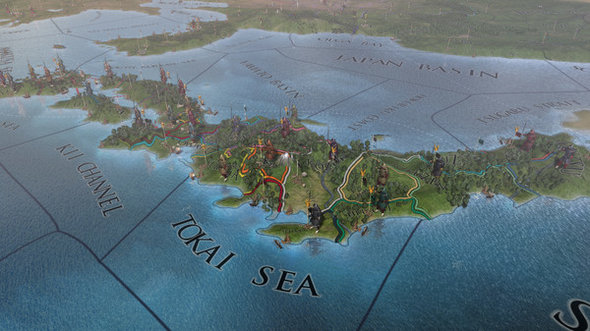 Europa Universalis IV: Mandate of Heaven giveaway