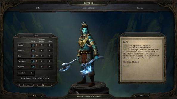 Maneha Pillars of Eternity