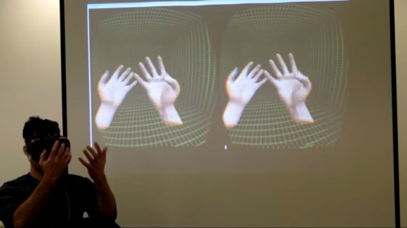 It's quite nice here, in the future: Pebbles Interfaces join Oculus