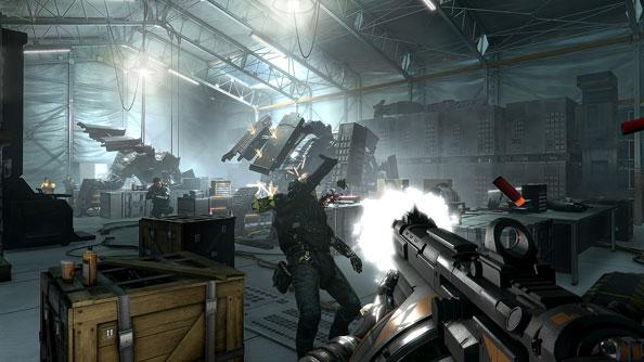 Deus Ex Mankind Divided dubai