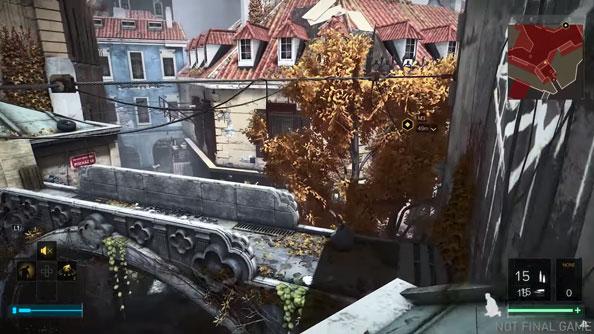 Deus Ex Mankind Divided dubai city