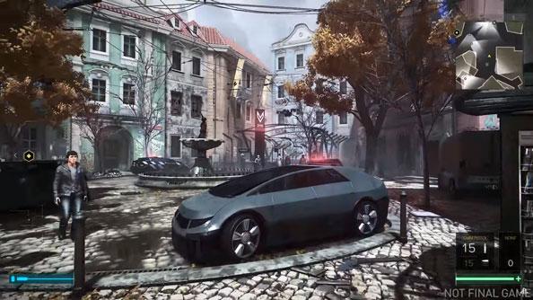Deus Ex Mankind Divided golem city