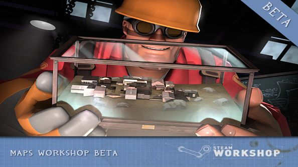 Team Fortress 2 introduces Maps Workshop beta