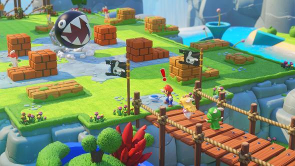 Mario Rabbids Kingdom Battle PC