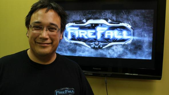 Firefall Red 5 Studios Mark Kern