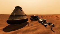 Take On Mars screenshots