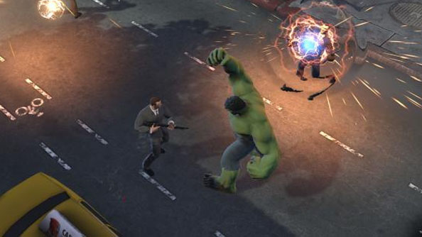 Marvel Heroes closed beta begins; Gazillion adamant that it's not a demo