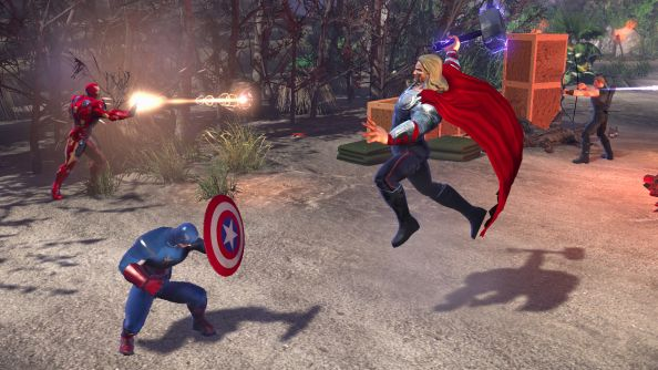 Marvel Heroes: Age of Ultron