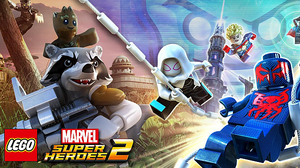 Ego, the planet with a face, features in new Lego Marvel Super
