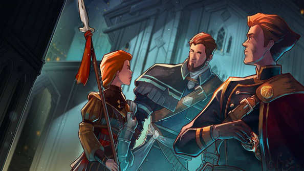 Masquerada: Songs and Shadows bags top voice talent