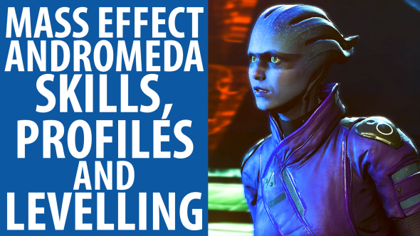 Mass Effect: Andromeda abilities skills profiles levelling