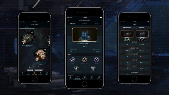 The Apex HQ app