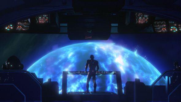 Mass Effect: Andromeda bridge
