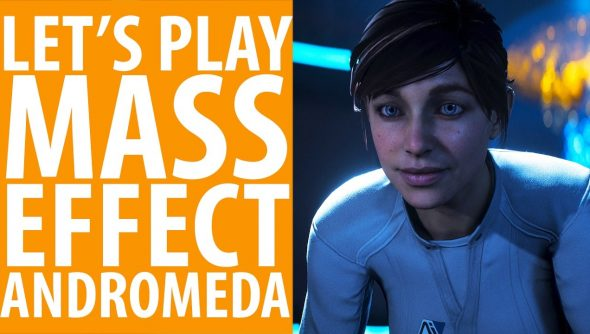 Mass Effect Andromeda let's play