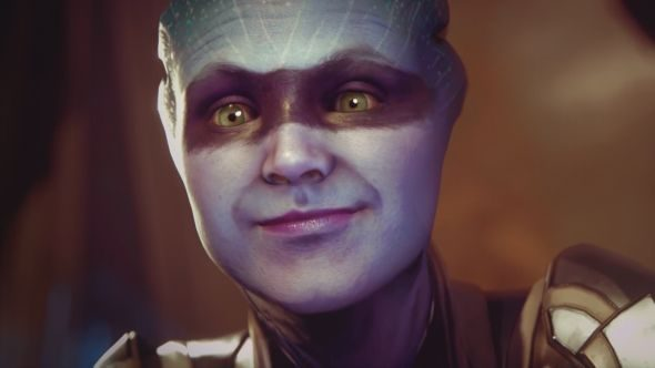 Any sex scens in mass effect