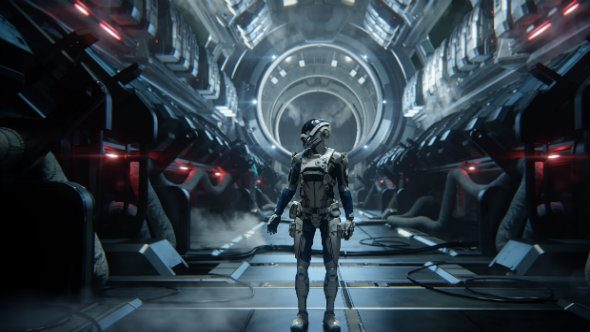 Mass Effect: Andromeda story details
