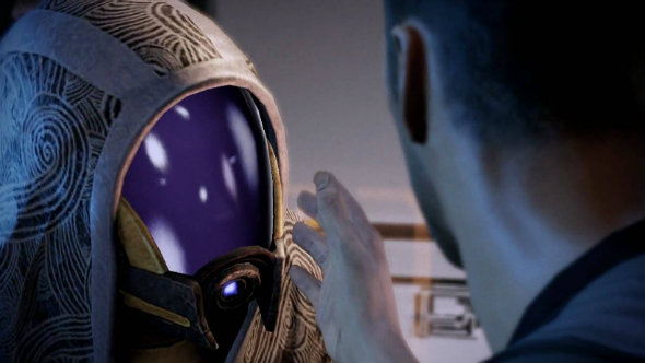 Tali, from the original trilogy - we've no word yet on Quarians in Andromeda