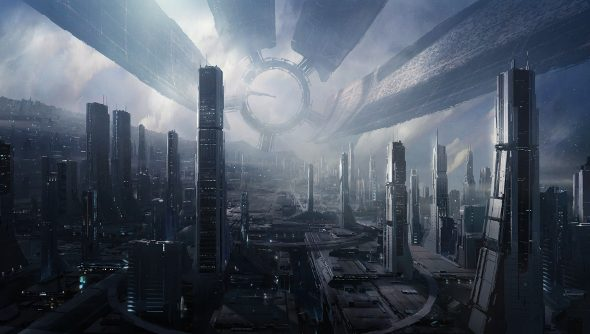 New Mass Effect teased