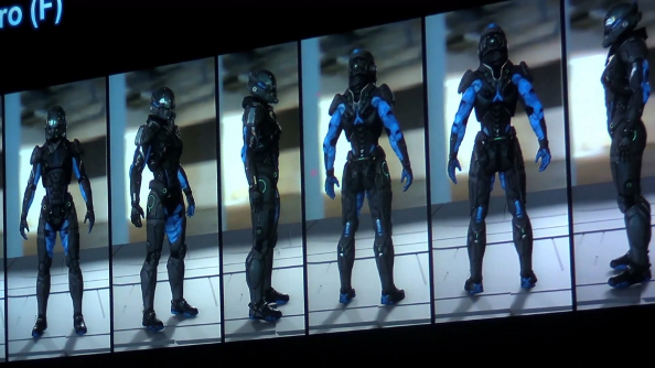 Mass Effect's Comic-Con panel is up for all to watch and slim on details