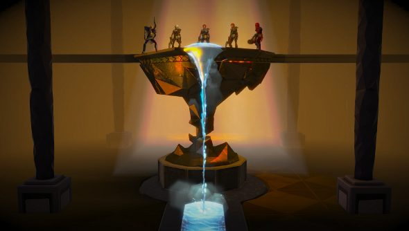 Massive Chalice lands on Steam Early Access