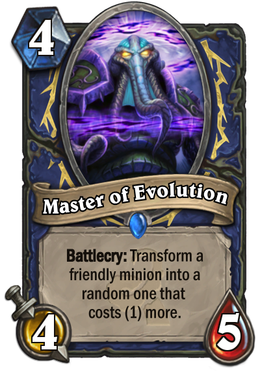 Master of Evolution