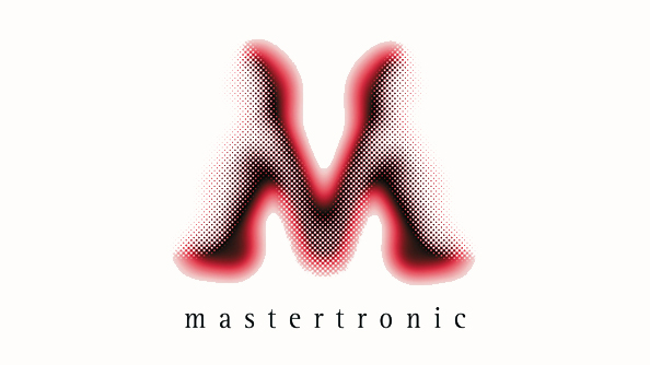 The modern-day Mastertronic logo.
