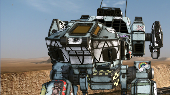 Mechwarrior Online special Jenner commemorates young fan; raises money for charity