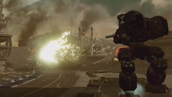 Mechwarrior Online adds Misery to the mix; also, new maps, bugfixes, and UAVs