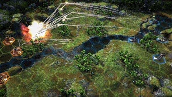 Mechwarrior Tactics beta is open, kinda