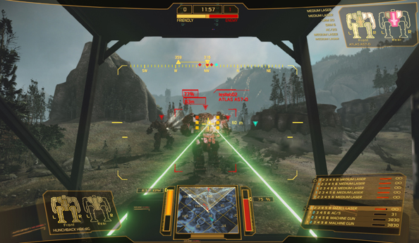 Mechwarrior Online beta opens up today; get stomping