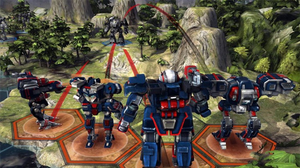 MechWarrior Tactics enters closed beta, offers early access to paying players