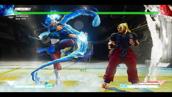 Street Fighter V pc port review