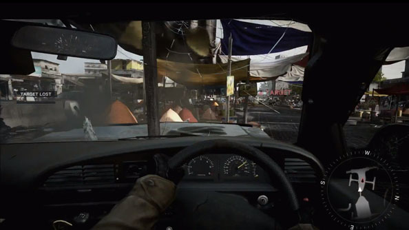Medal of Honor Warfighter gameplay trailer displays a reckless disregard for the rules of the road