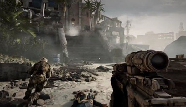 "EA say Medal of Honor series is ""out of rotation"" for foreseeable future"