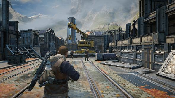 Gears of War 4 PC port review - medium settings