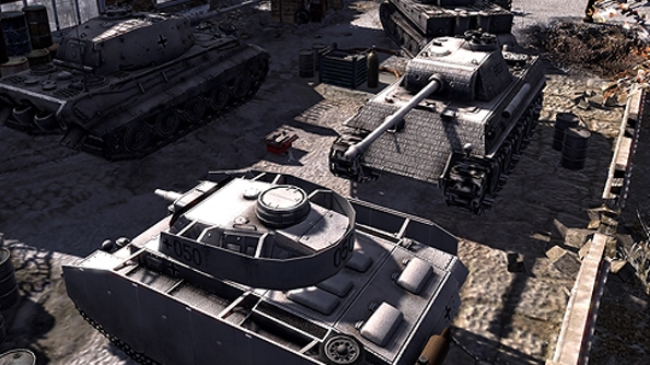 Men of War: Assault Squad 2 announced; new maps, new factions, and an improved engine