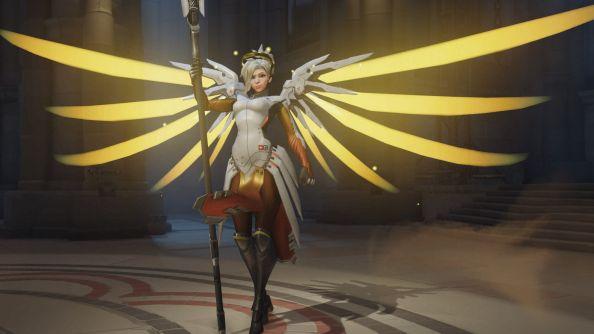 Mercy emote
