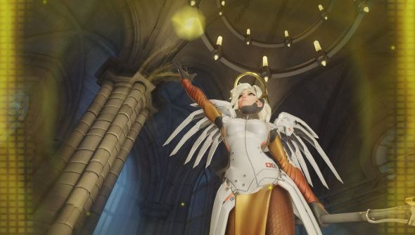 Mercy highlight intro