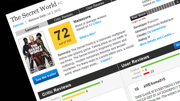 Challenging the law of averages: what's Metacritic really for?