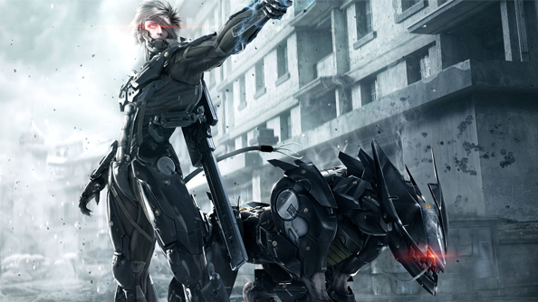 Metal Gear Rising: Revengeance coming to the PC soon