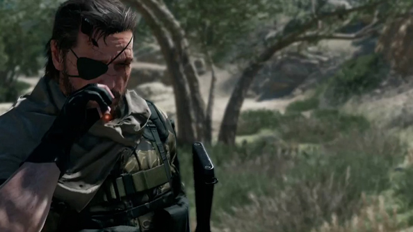 Metal Gear Solid 5: agreeably audacious.