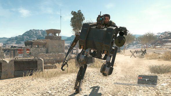 Metal Gear Solid V preload