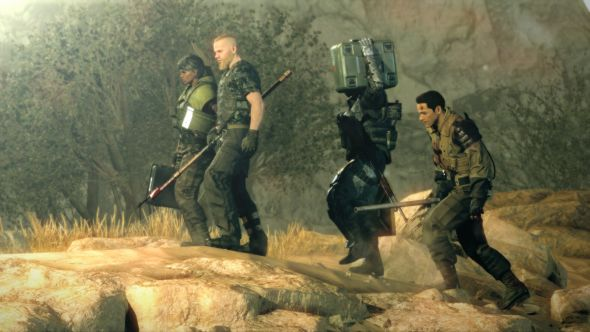 Metal Gear Survive gameplay impressions
