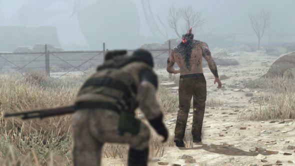 Metal Gear Survive MGS5
