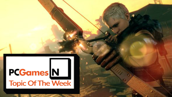 Topic of the Week: how do you feel about Metal Gear Survive?