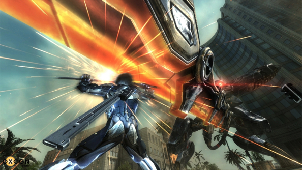 Metal Gear Rising: Revengeance should be on Steam any day now