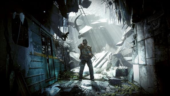 best looking games Metro Redux