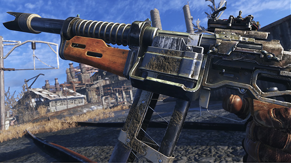 Metro Exodus Weapons Can Be Cleaned And Customized Here