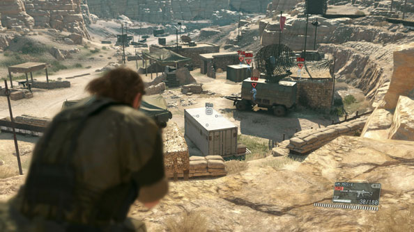 Metal Gear Solid V: The Phantom Pain best PC stealth games