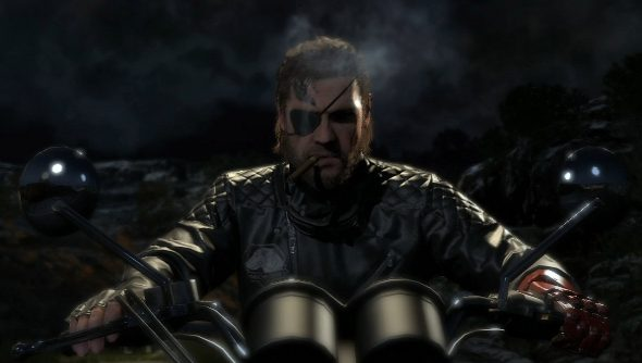 Kojima wants Metal Gear Solid 5 on PC